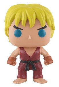 Funko Pop! Street Fighter – Ken