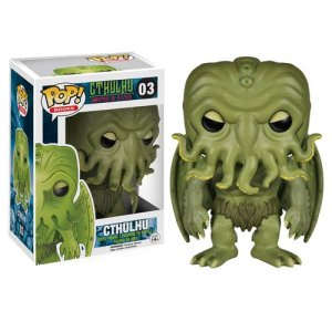 Funko Pop! H. P. Lovecraft – Cthulhu