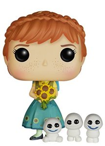 Funko Pop! Frozen Fever – Anna