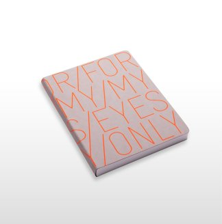 nuuna For My Eyes Only, neon orange L