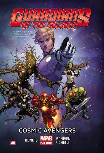 GUARDIANS OF GALAXY TP VOL 01COSMIC AVENGERS