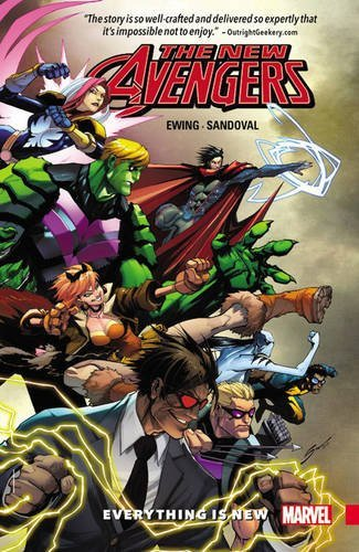 NEW AVENGERS AIM TP VOL 01 EVERYTHING IS NEW