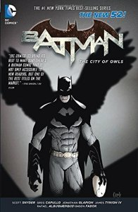 Batman Volume 2: The City of Owls TP (The New 52)