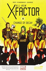 ALL NEW X-FACTOR TP VOL 02 CHANGE OF DECAY