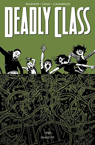 The Snake Pit (Deadly Class)