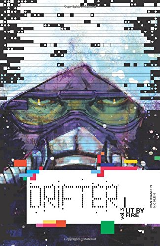 DRIFTER TP VOL 03 LIT BY FIRE(MR)