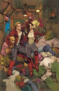LEGENDARY STAR-LORD TP VOL 04OUT OF ORBIT