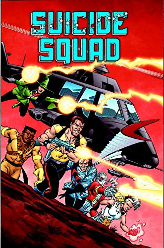 SUICIDE SQUAD TP VOL 01 TRIALBY FIRE NEW ED
