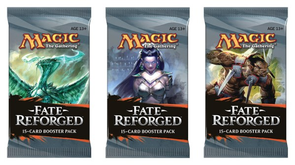 Magic the Gathering: Fate Reforged Booster