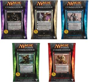 Magic the Gathering: Commander Deck 2014