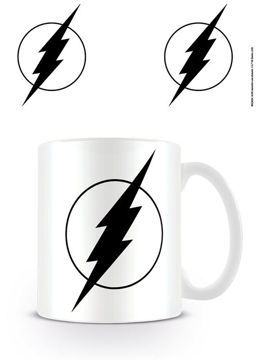 DC Originals Mug The Flash Mono Logo