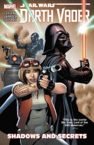 Star Wars: Darth Vader Vol. 2: Shadows and Secrets (Star Wars (Marvel))