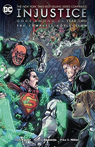 Injustice: Year Two The Complete Collection (Injustice Gods Among Us: Year Two)