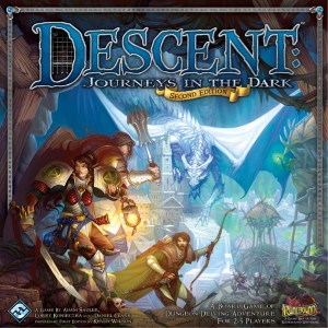 Descent: Journeys in the Dark (Second Edition)