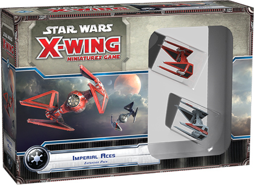 SW X-Wing: Imperial Aces