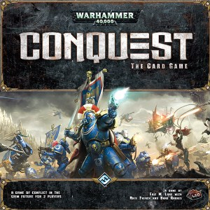 Warhammer 40k Conquest Core Set