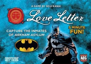 Love Letter Batman Clamshell