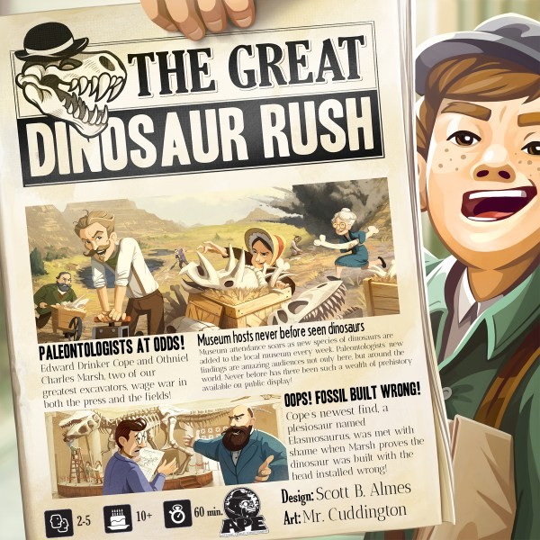 Great Dinosaur Rush