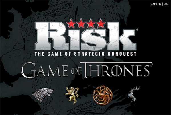 Risk Game of Thrones Coll. Ed.