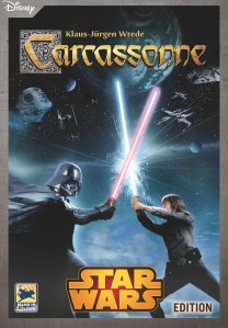 Carcassonne Star Wars (eng)