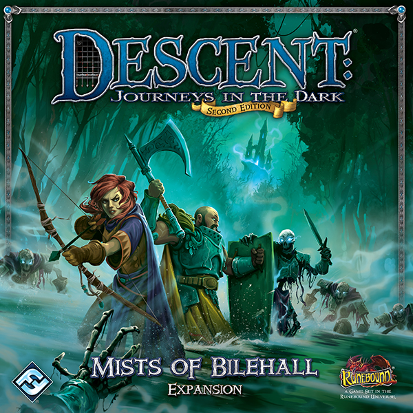 Descent 2nd Ed Mists of Bilehall