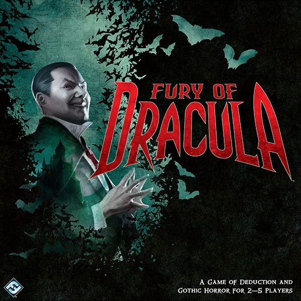 Fury of Dracula 3rd Ed.