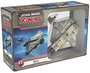 SW X-Wing: Ghost