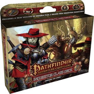 Pathfinder TCG: Inquisitor Class Deck