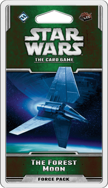 Star Wars LCG Forest Moon