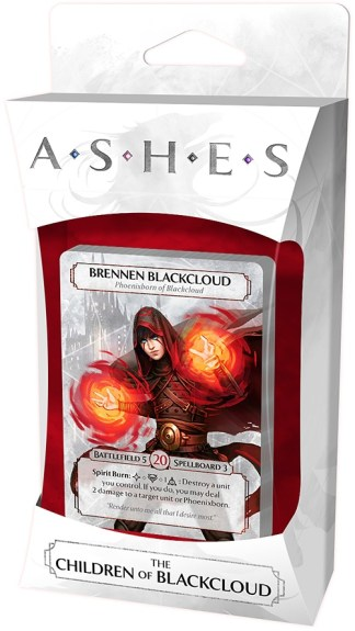 Ashes: The Children of Blackcloud