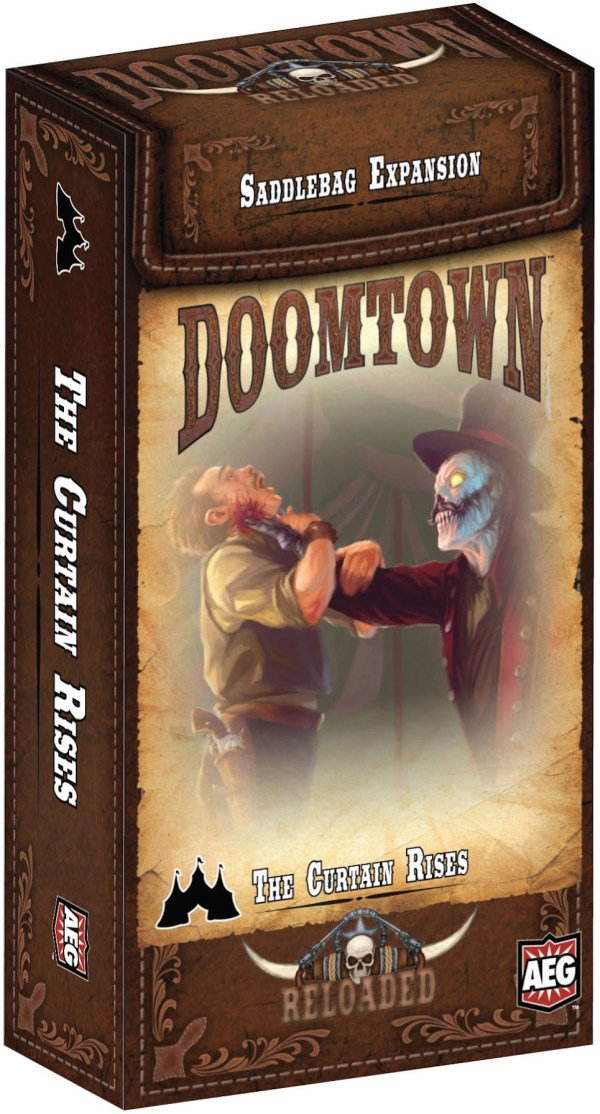 Doomtown: Reloaded – The Curtain Rises