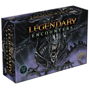Legendary Encounters: An Alien DBG Expansion