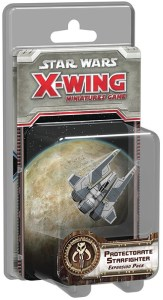 SW X-Wing: Protectorate Starfighter