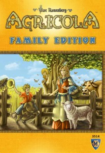 Agricola: Family Edition (sv)
