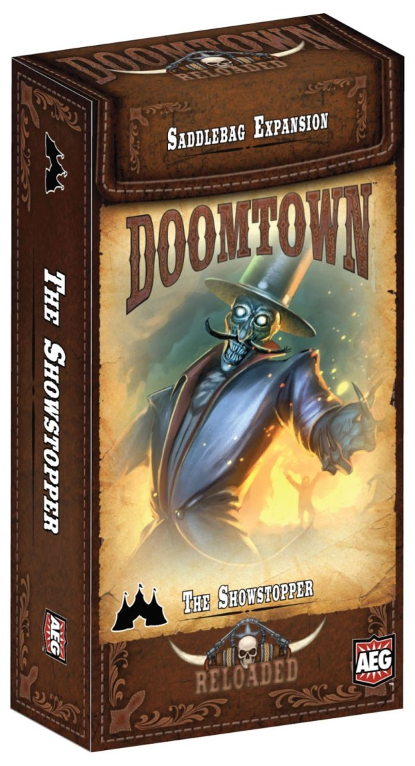 Doomtown: Show Stopper