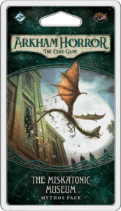 Arkham Horror: The Card Game – The Miskatonic Museum: Mythos Pack