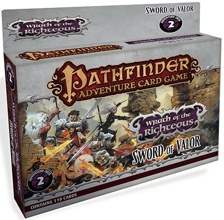 Pathfinder Adventure Card Game: Wrath of the Righteous – Sword of Valor