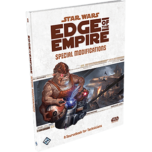 Star Wars RPG EotE Special Modifications