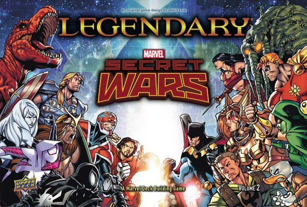 Marvel Legendary: Secret Wars Vol 2
