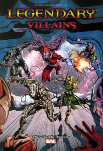 Marvel Legendary: Villains