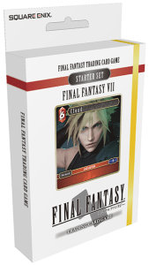 Final Fantasy TCG: Opus 1 FFVII Starter Set