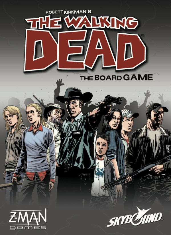 The Walking Dead: The Board Game
