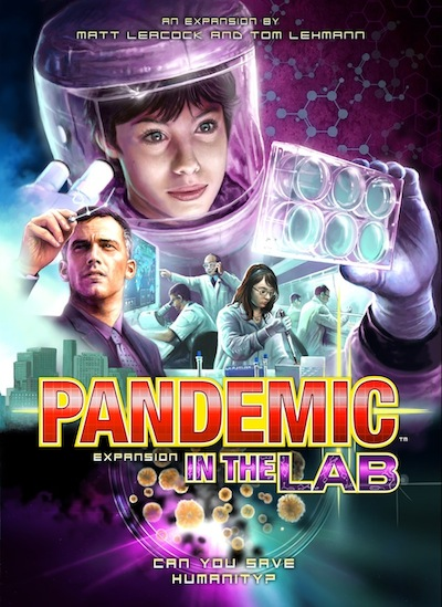 Pandemic: In the Lab