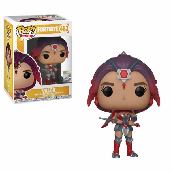 Fortnite POP! Games Vinyl Figure Valor 9 cm