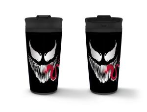 Venom Travel Mug Face