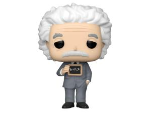 Albert Einstein POP! Icons Vinyl Figure Albert Einstein 9 cm