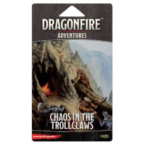 Dragonfire: Adventures – Chaos in the Trollclaws