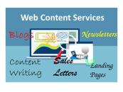 Web Content Services