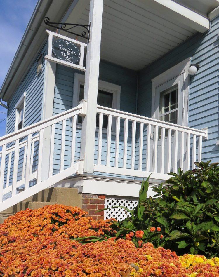 Shreffler House Porch
