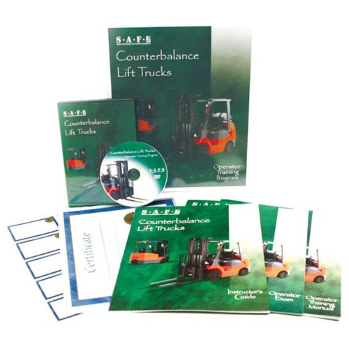 SAFE-Lift Spanish Counterbalance DVD Kit
